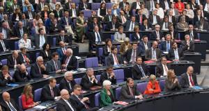 Der Kommilitone im Bundestag