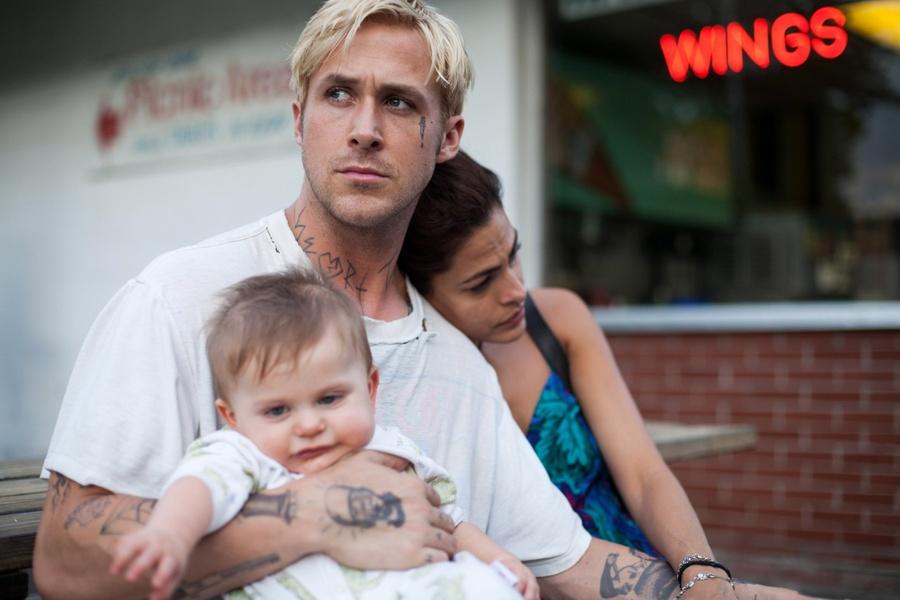 Ob dieser Kerl sich als Vater eignet? – Ryan Gosling als Luke. Foto: Atsushi Nishijima