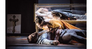 Tosca im Theater Heidelberg