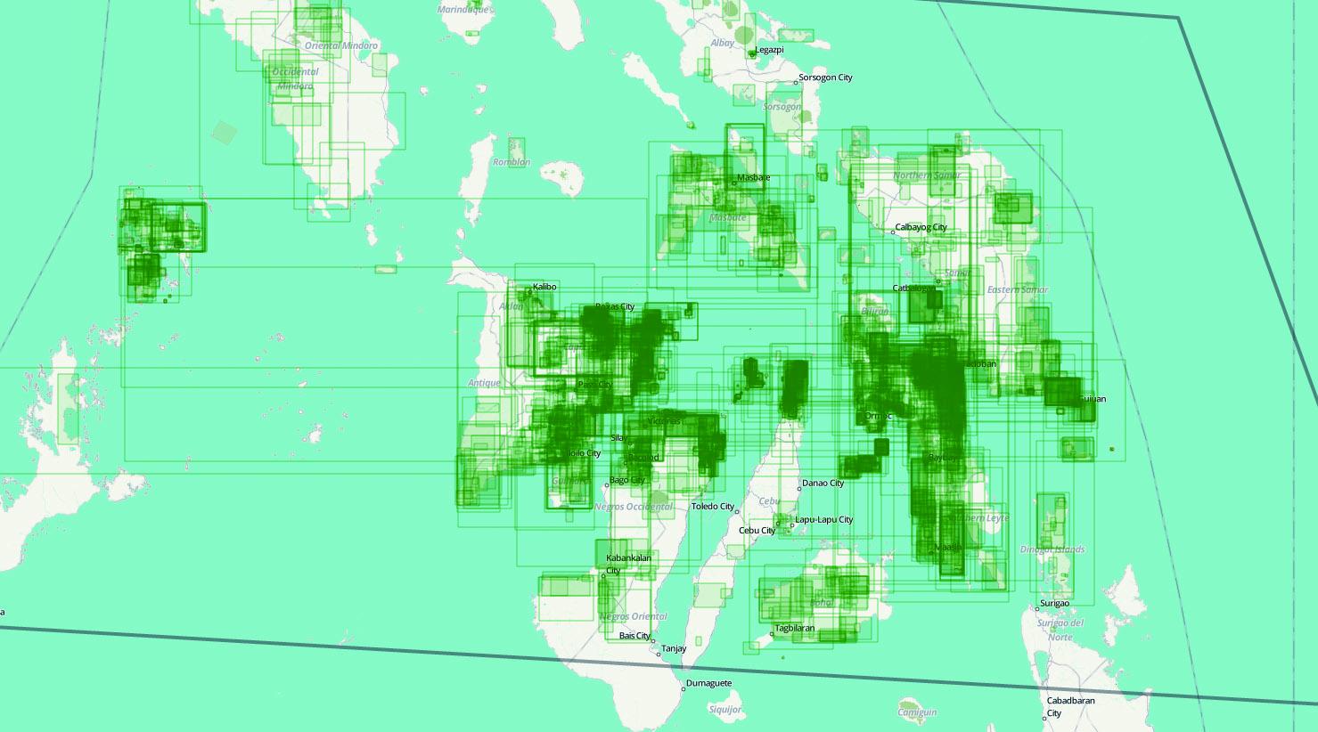 So sehen die Karten aus, die ständig aktualisiert werden. Grafik: Copyright © Pascal Neis (neis-one.org), Map data © OpenStreetMap contributors