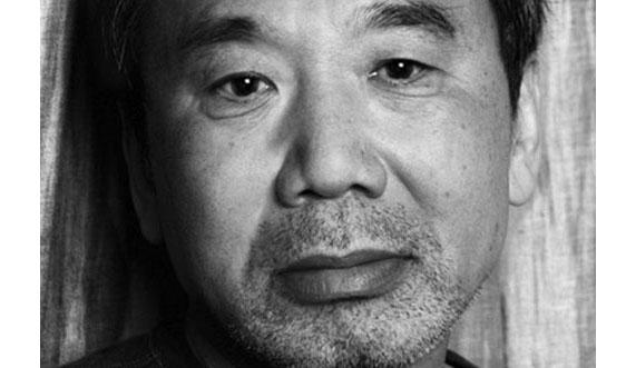 Der Autor: Haruki Murakami, Foto: Markus Tedeskino/Ag.Focus