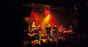 The Busters rock this town tonight