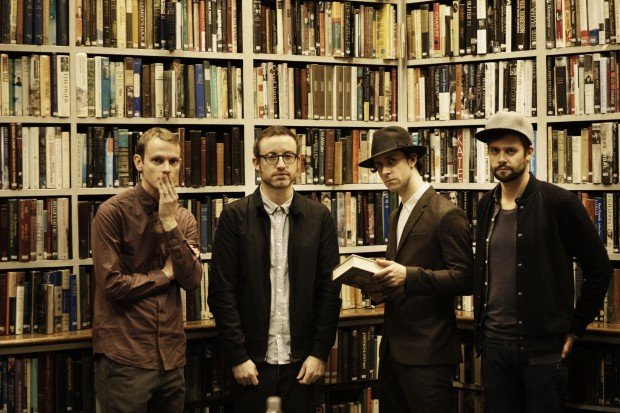 Maximo Park- Too Much Information