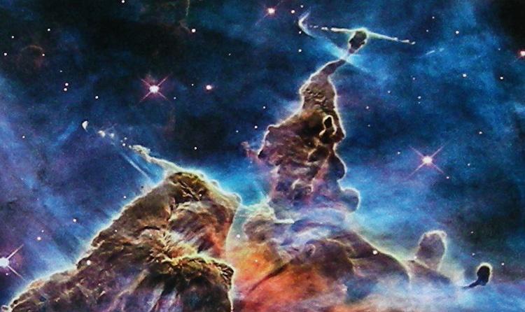 Blick in die Sterne: Professor Ralf Klessen erforscht die Entstehung der ersten Sterne. Foto: Ralf Klessen