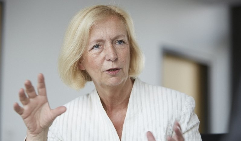 Bundesbildungsministerin Johanna Wanka. Foto: Bundesministerium für Bildung und Forschung/ Laurence Chaperon