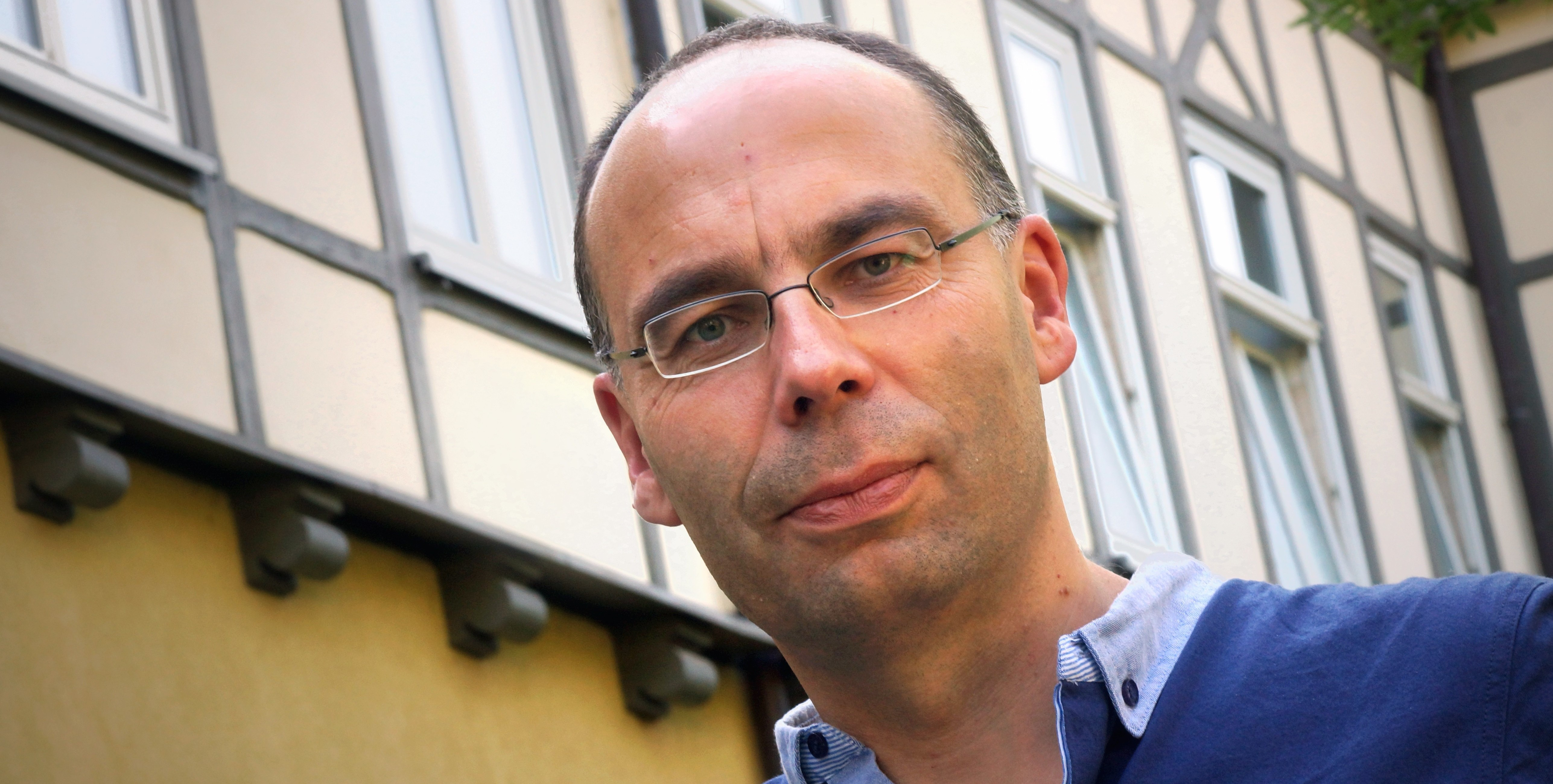 Prof. Dr. Stephan Lessenich, Vorsitzender der Deutschen Gesellschaft für Soziologie. Foto: Privat.
