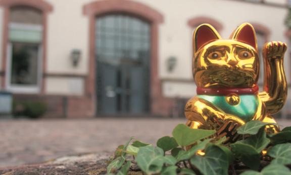 Ob das Asienzentrum CATS den Instituten Glück bringen wird, entscheidet sich im Kampf um die Finanzen.