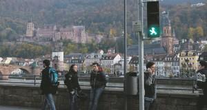 Republikflucht in die Kurpfalz