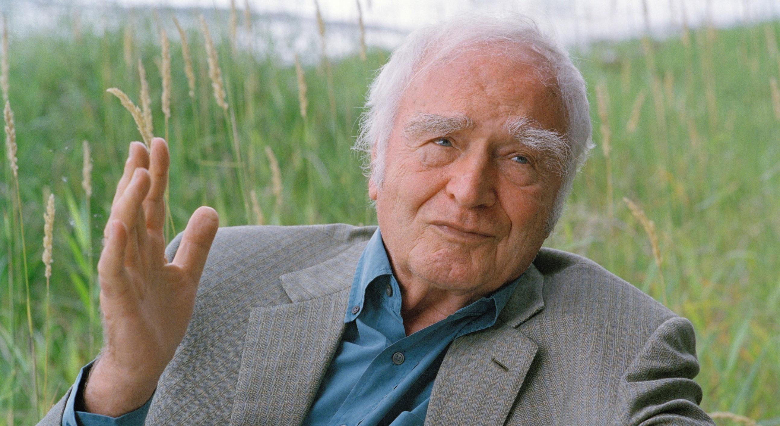 Martin Walser, Foto: Karin Rocholl