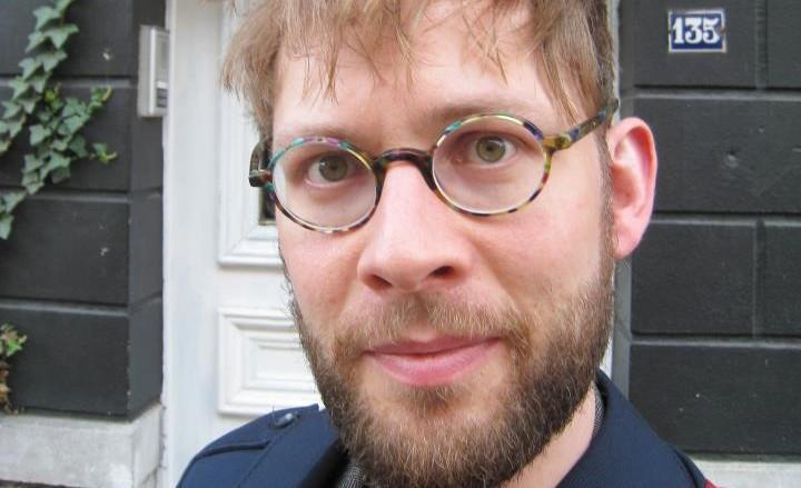 Ulrich Blanché, Dozent am kunsthistorischen Seminar der Universität Heidelberg und beschäftigt sich unter anderem mit Konsumkunst. Foto: Privat