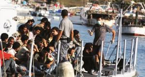 """Armut behindert Migration"""