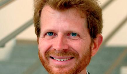 Lukas Radbruch, Präsident der Deutschen Gesellschaft für Palliativmedizin und Lehrstuhlinhaber für Palliativmedizin. Foto: Provat