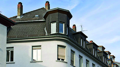 """Der """"Badische Hof"""" in Heidelberg. Foto: wikimedia commons/ Rudolf Stricker"""