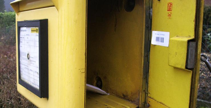 Die studentischen Vertreter der Steuerungsgruppe beklagen, wichtige Informationen nicht erhalten zu haben. Bild: Huhu Uet (https://commons.wikimedia.org/wiki/File:Briefkasten_Leer.jpg?uselang=de). Lizenz: CC-BY-3.0 (https://creativecommons.org/licenses/by/3.0/deed.de)