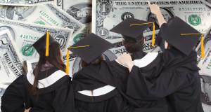 Bankrott für das Studium