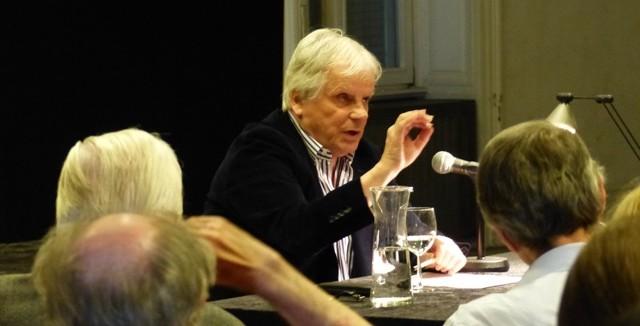 Der Schriftsteller und eremitierte Philosophieprofessor Peter Bieri. Bilder: DAI