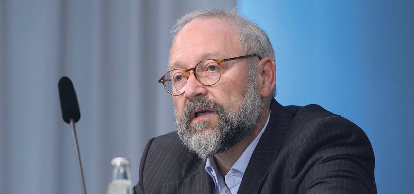 Ein Blog kritisiert die Vorlesungen von Herfried Münkler/Bild: Stephan Röhl
