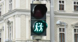 Liebe im Straßenverkehr
