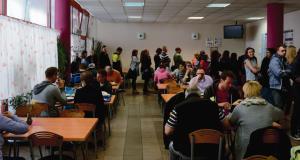 Polen am Mittagstisch