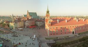 Überraschung in Warschau