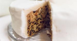 Ein schmales Stück vom Kuchen