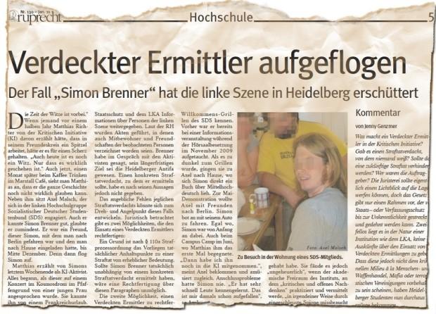 Universität Heidelberg: Bis jetzt nur wenig Interesse an ...