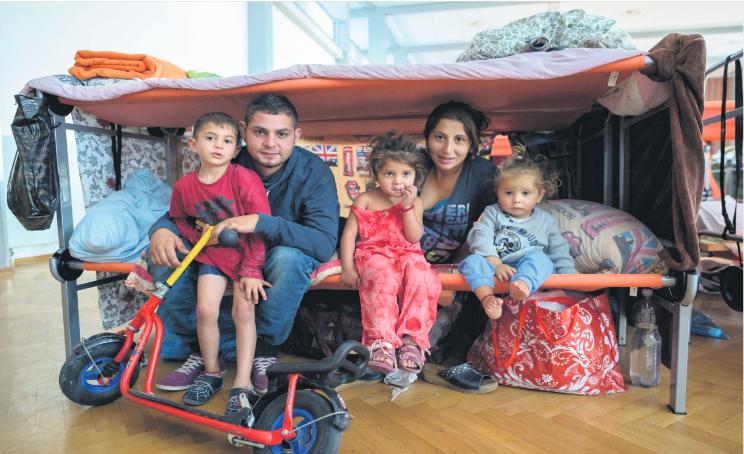 Wie können wir aktiv für Flüchtlinge werden? Bild: Philipp Rothe