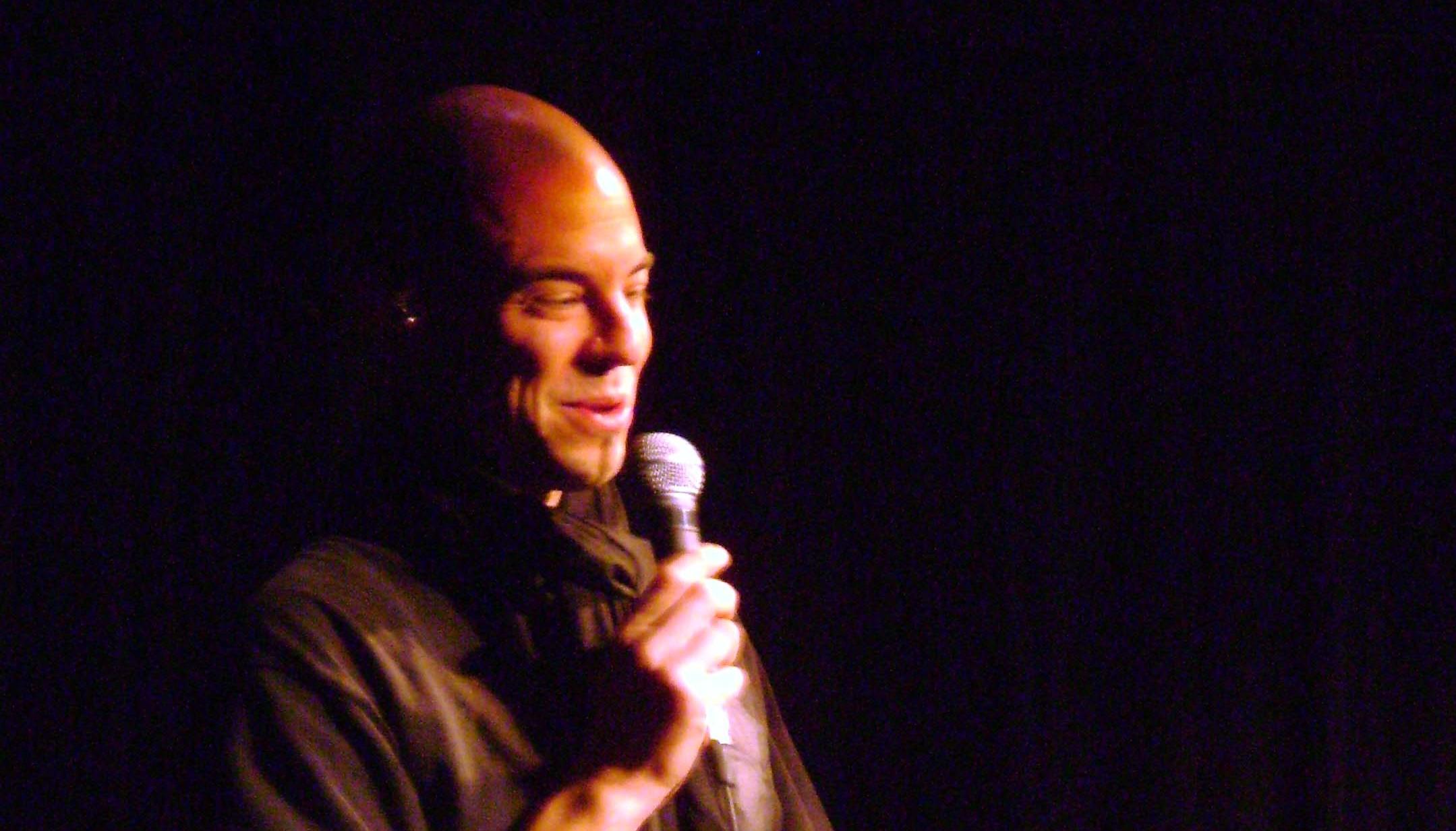 Nik Bärtsch im Jahr 2008.