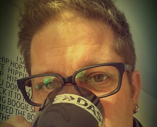 Titus Gast ist Onlinejournalist und bei swr.online für Onlinestrategien mitverantwortlich. Bild: Privat.