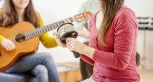 Heilung durch Musik