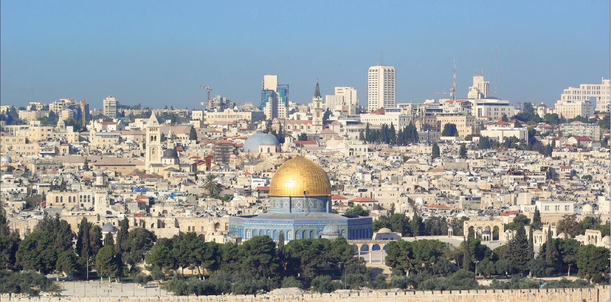 Die schöne Altstadt von Jerusalem kann Menschen krank machen. Foto: Wikimedia Commons/Berthold Werner.