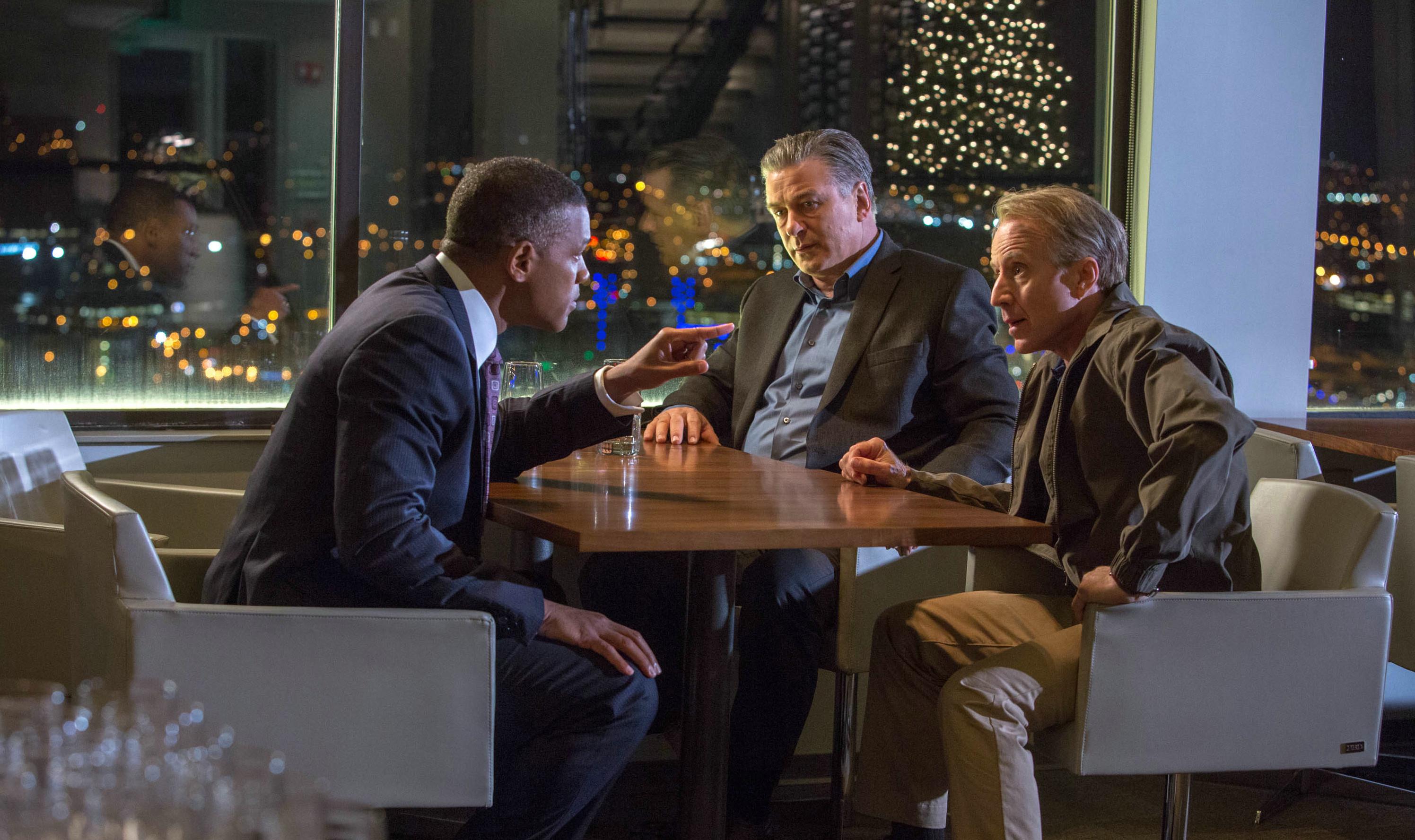 Dr. Bennet Omalu (Will Smith) will die Wahrheit ans Licht bringen. Bild: Sony Pictures Releasing GmbH
