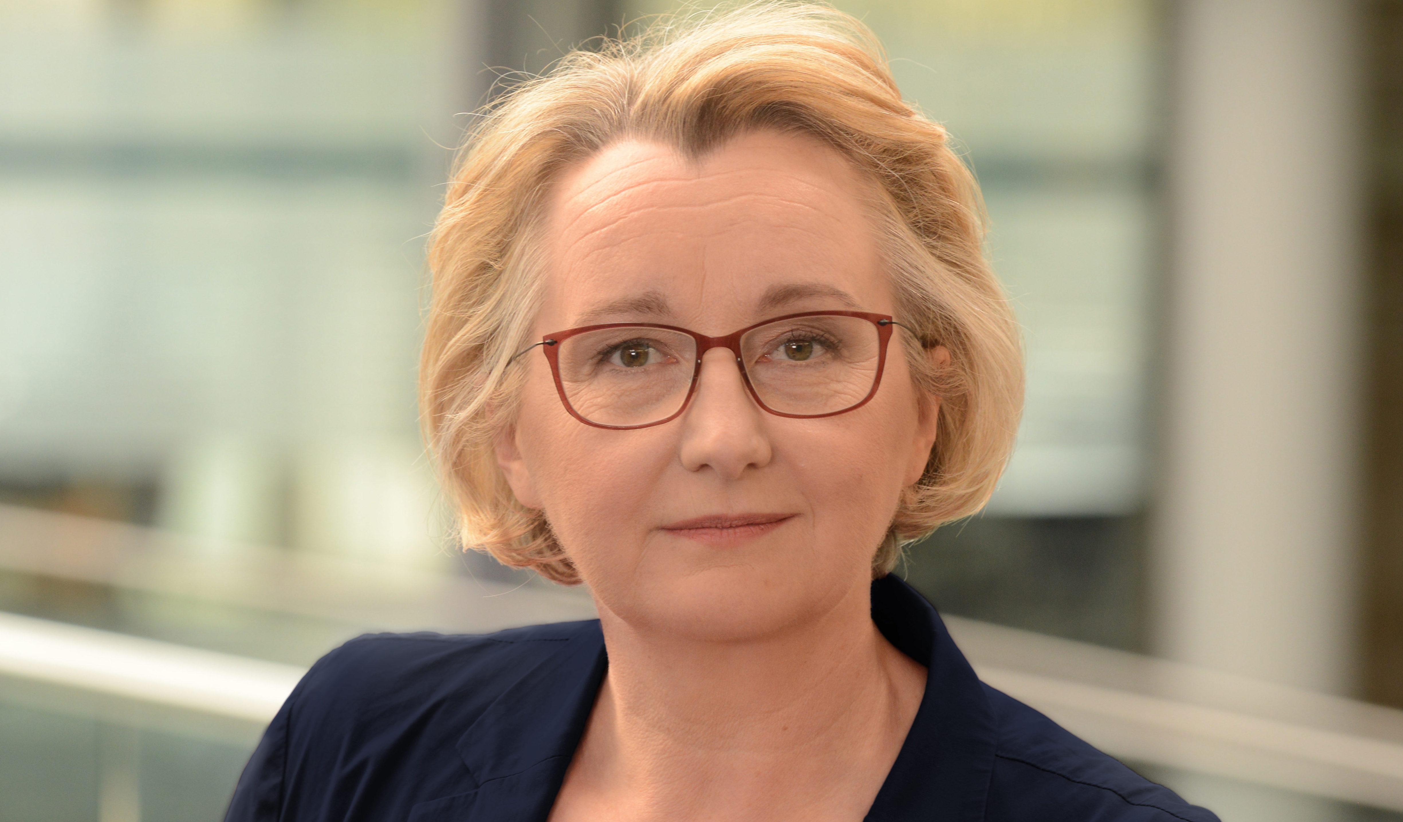 Wissenschaftsministerin Theresia Bauer. Bild: Ministerium für Wissenschaft Baden-Württemberg