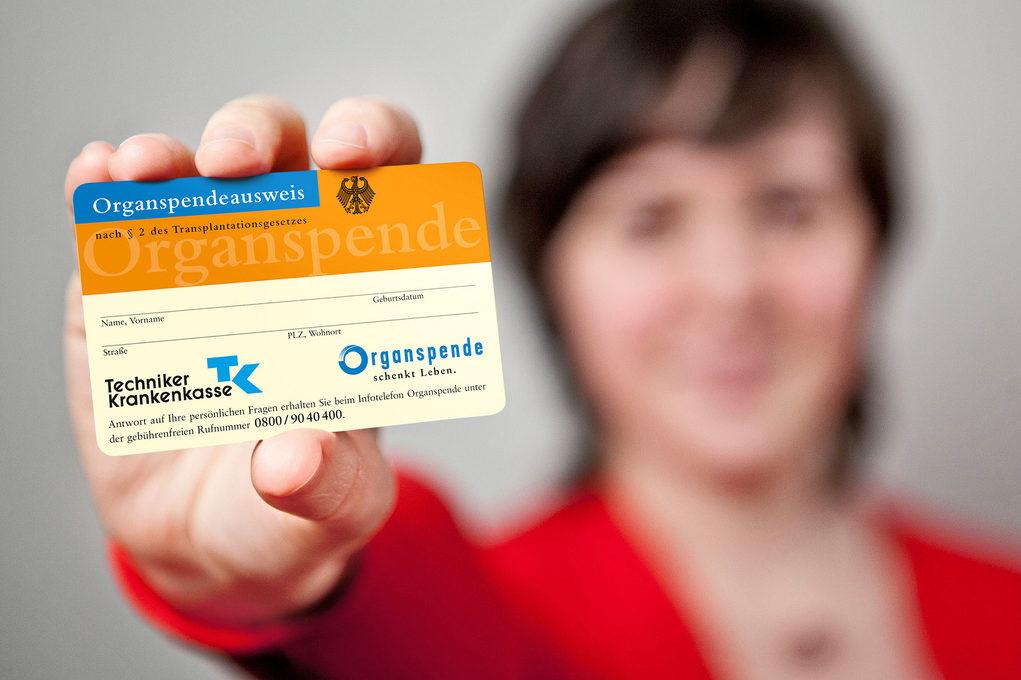 Wird als Nachweis der Spendenbereitschaft benötigt: Der Organspendeausweis.  Foto: flickr.com/Techniker Krankenkasse (CC BY-NC-ND 2.0)