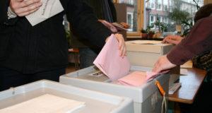 Wahlbeteiligung verdoppelt