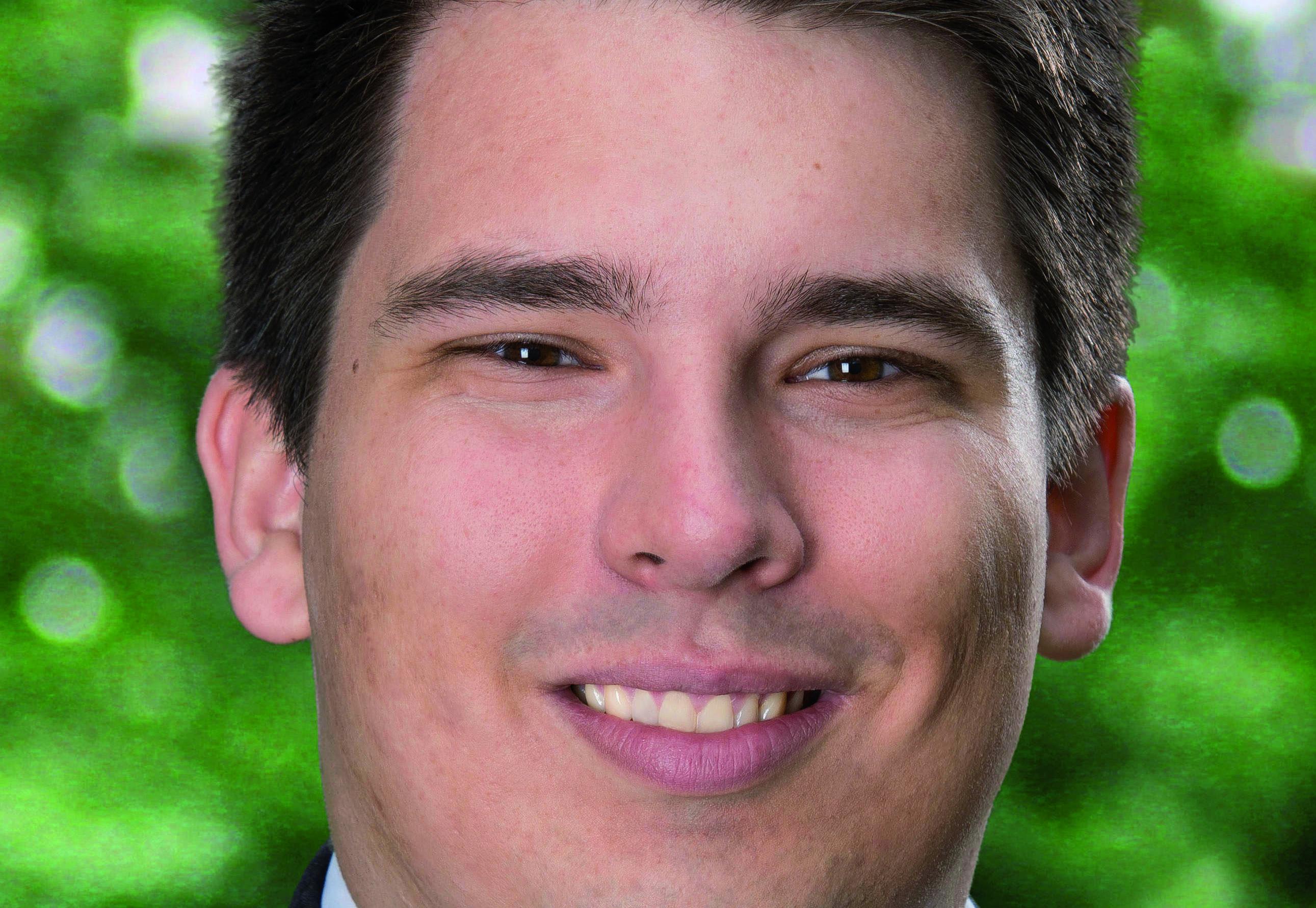 Alexander Salomon ist Landtagsabgeordneter für Die Grünen und Sprecher für Wissenschaft und Hochschule. Foto: Dennis Williamson