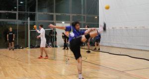 Zwischen Ballgefühl und Akrobatik