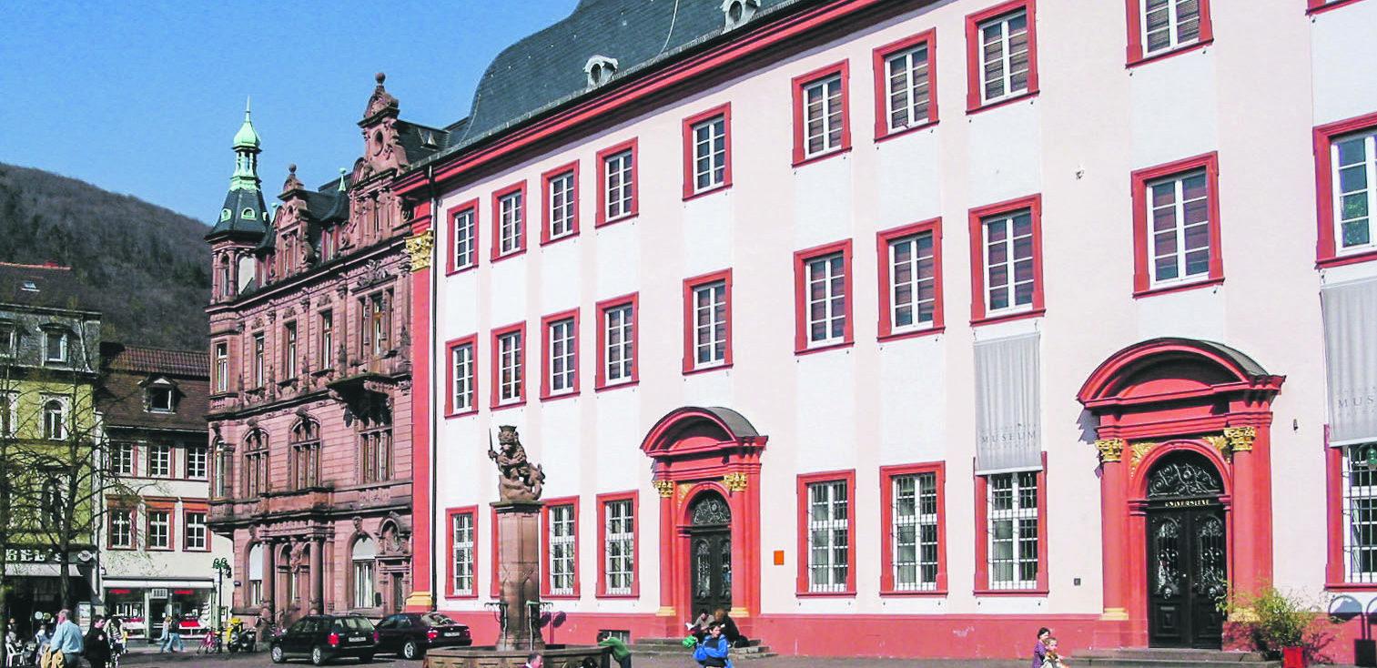 Heidelberg erneut auf dem Weg zur Exzellenzuniversität