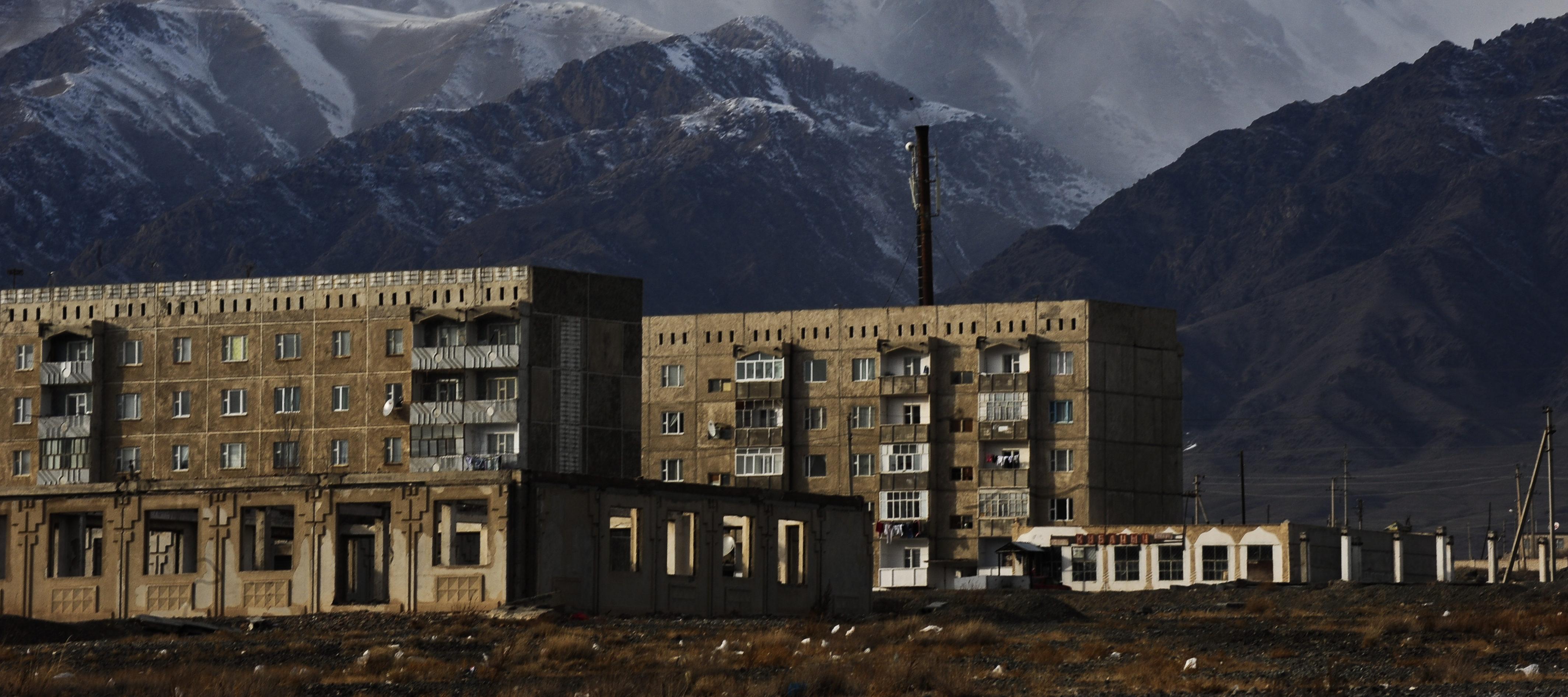 Die Disastermappers katografieren Krisenregionen, wie jüngt Kirgististan. Bild: wikimediacommons, U.S. Air Force Photo/Staff Sgt. Angela Ruiz