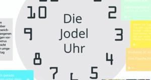 Ein Tag auf Jodel
