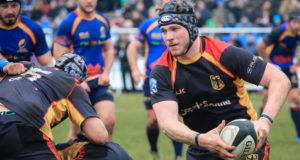 Wild auf Rugby