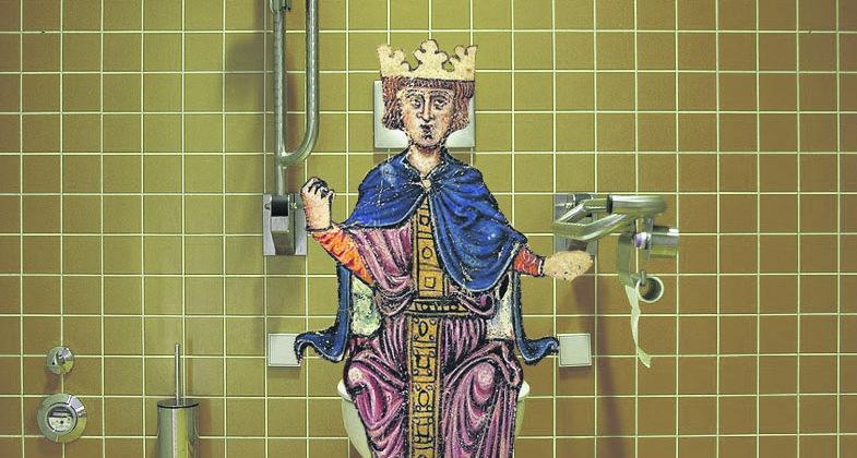 Der Kaiser und sein Kot