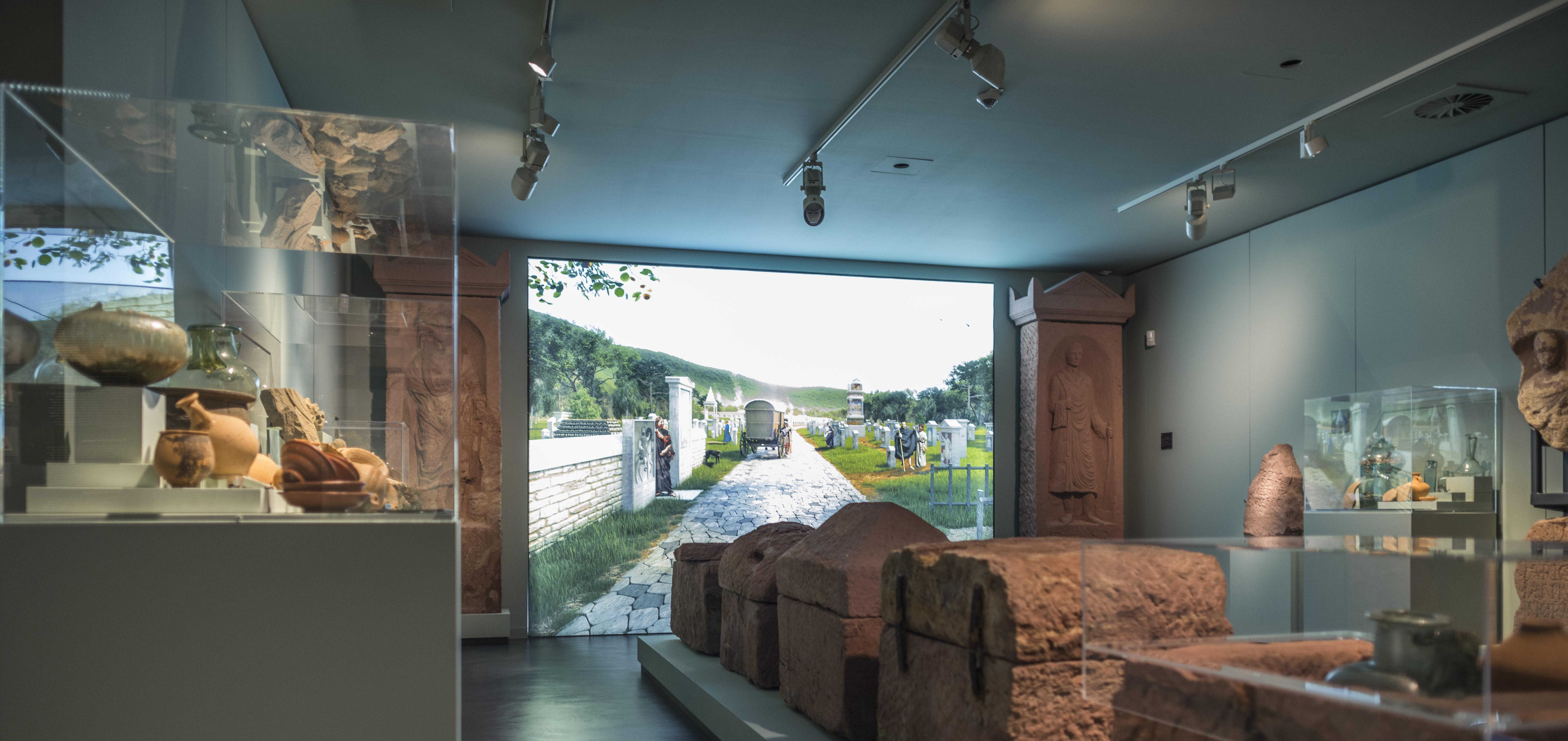Archäologen fanden die berühmte Medica aus römischer Zeit im Gräberfeld des heutigen Neuenheim. Foto: KMH (Thilo Ross/imageagency.com)