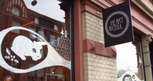 Laden, Café – Kirche?