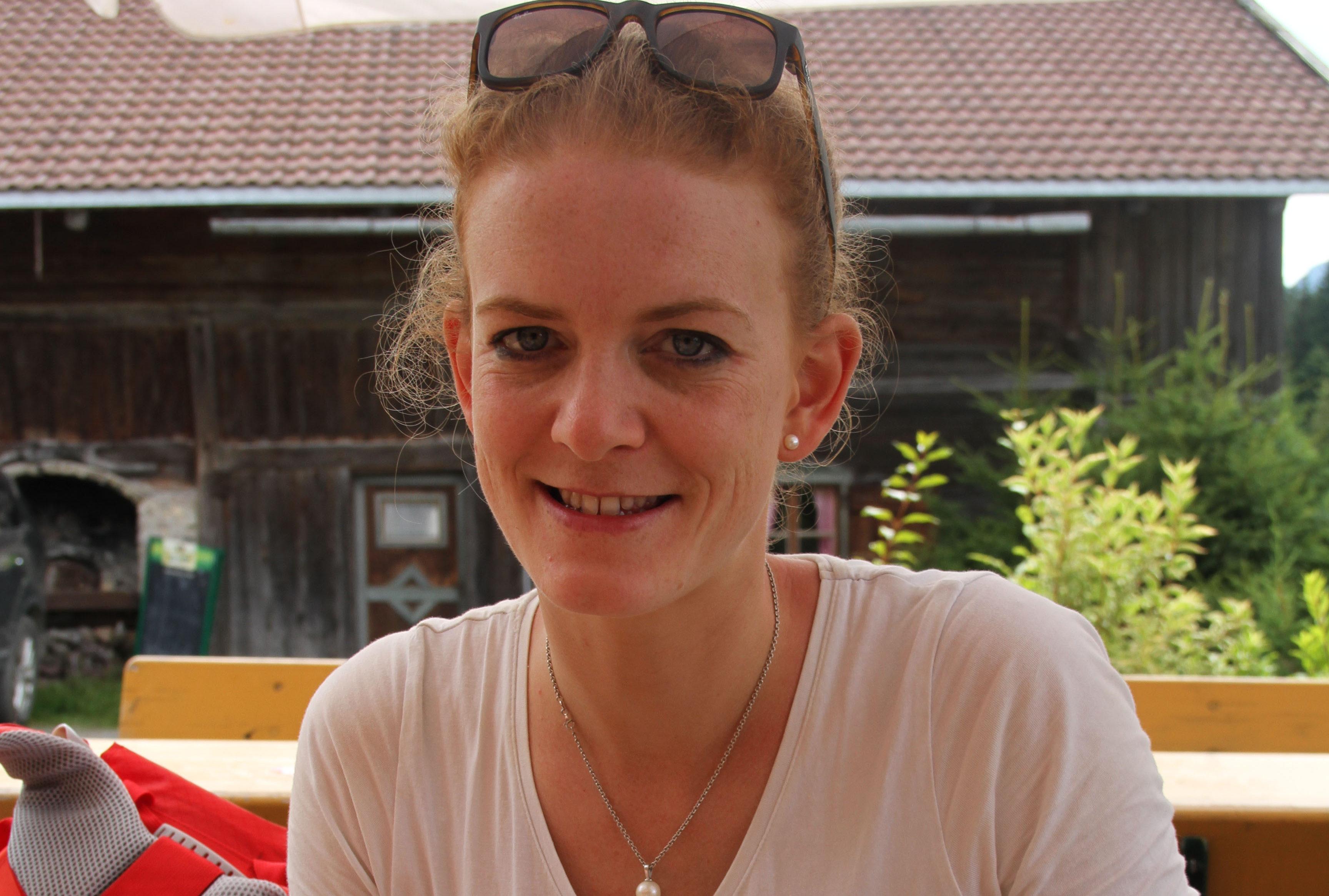 Bernadette Liese; Foto: privat