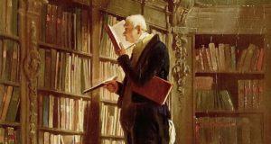 Kommentar: Flugblatt gegen Selbstabschaffung der Bibliotheken