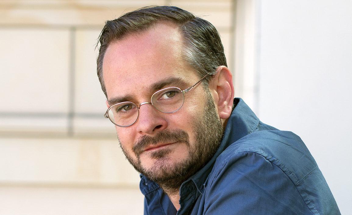 Jonas Lüscher. Bild:  Ekko von Schwichow