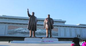 Die Kulissen der Diktatur