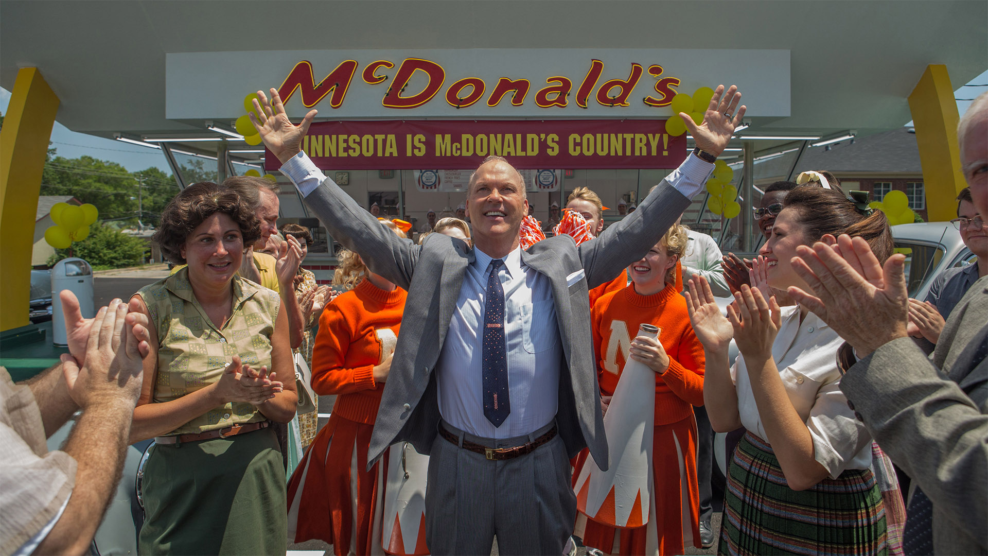 "McKritik: ""The Founder"""