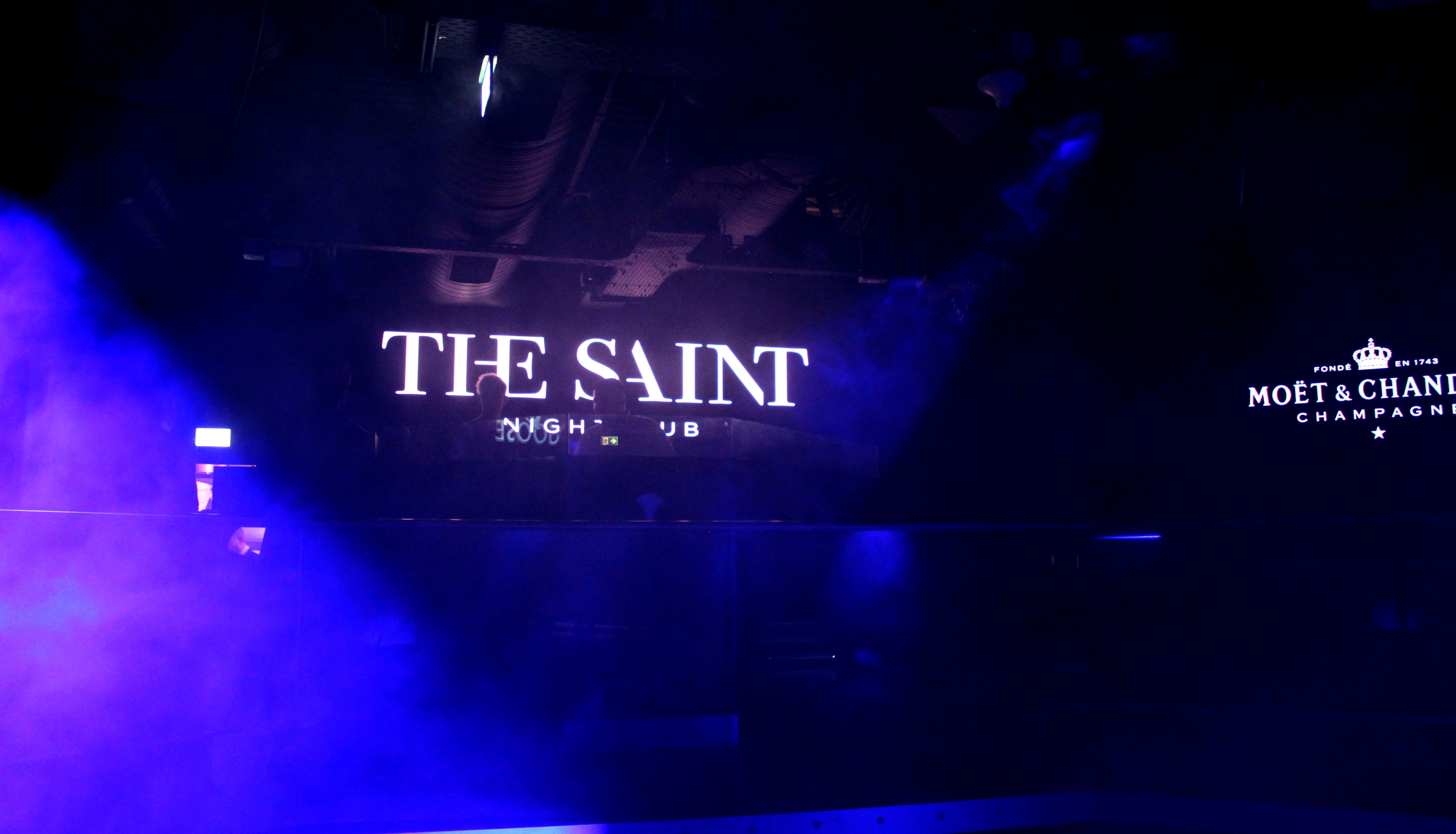 Saturday Night Fever: Der Club setzt auf ein exklusives Publikum. Foto:  Hannah Steckelberg